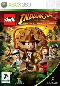 LEGO Indiana Jones: The Original Adventures (2008) plakat