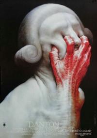 Danton (1982) plakat
