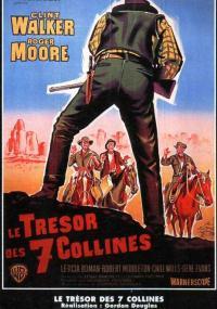 Złoto siedmiu świętych (1961) plakat