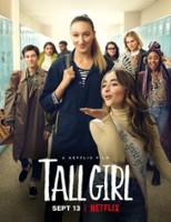 plakat - Wysoka dziewczyna (2019)