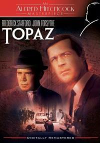 Topaz (1969) plakat