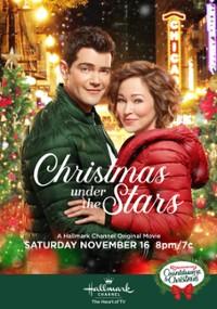 Christmas Under the Stars (2019) plakat