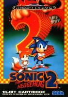 plakat - Sonic the Hedgehog 2 (1992)