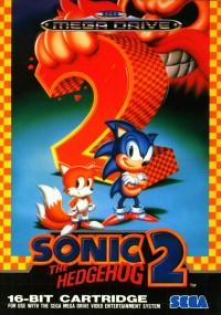 Sonic the Hedgehog 2 (1992) plakat