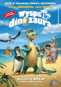 Wyspa Dinozaura (2006) plakat