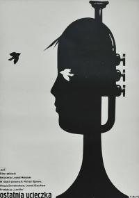 Ostatnia ucieczka (1980) plakat