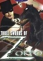 Le Tre spade di Zorro (1963) plakat