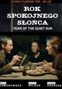 Rok spokojnego słońca (1984) plakat