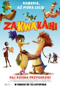 Zakwakani (2016) plakat