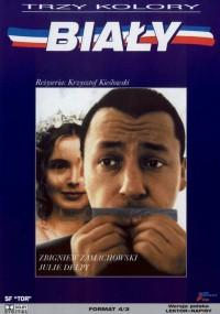 Trzy kolory: Biały (1994) plakat