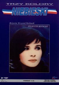 Trzy kolory: Niebieski (1993) plakat