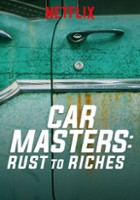 plakat - Mistrzowie renowacji samochodów (2018)