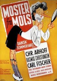Moster fra Mols (1943) plakat