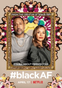 #blackAF (2020) plakat