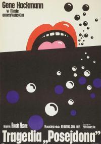 "Tragedia ""Posejdona"" (1972) plakat"