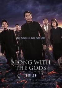 Sin-gwa ham-kke-in-gwa yeon (2018) plakat