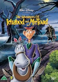 Przygody Ichaboda i Pana Ropucha (1949) plakat
