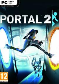 Portal 2 (2011) plakat