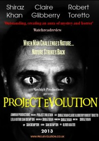 Project Evolution (2014) plakat