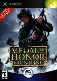 Medal of Honor: Frontline (2002) plakat