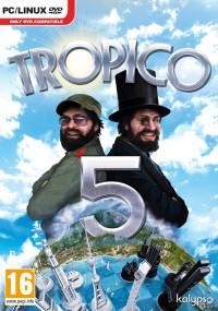 Tropico 5 (2014) plakat