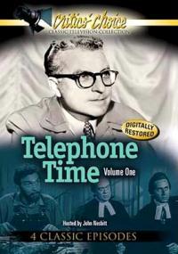 Telephone Time (1956) plakat