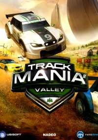 TrackMania 2: Valley (2013) plakat