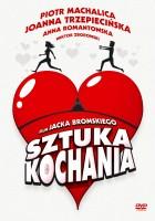 plakat - Sztuka kochania (1989)