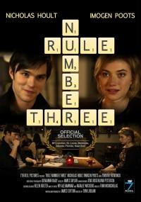 Rule Number Three (2011) plakat
