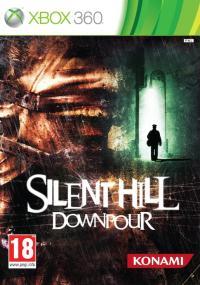 Silent Hill: Downpour (2012) plakat