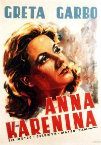 Anna Karenina (1935) plakat