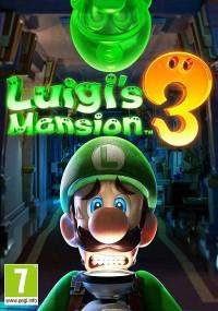 Luigi's Mansion 3 (2019) plakat