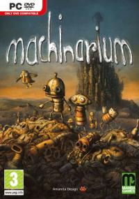 Machinarium (2009) plakat