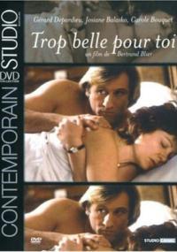 Zbyt piękna dla ciebie (1989) plakat