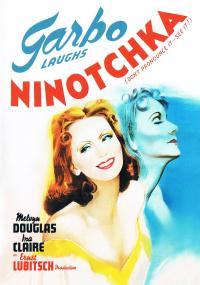 Ninoczka (1939) plakat