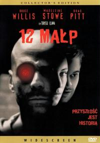 12 małp (1995) plakat