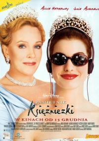 Pamiętnik księżniczki (2001) plakat