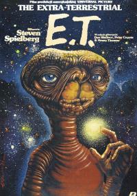 E.T. (1982) plakat