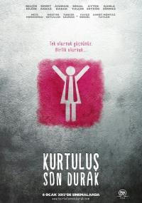 Ostatni przystanek Kurtulus (2012) plakat