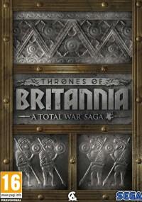 Total War Saga: Thrones of Britannia (2018) plakat