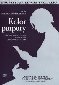 Kolor purpury (1985) plakat