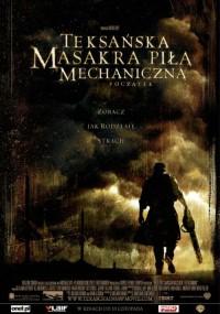Teksańska masakra piłą mechaniczną: Początek (2006) plakat