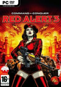 Command & Conquer: Red Alert 3 (2008) plakat
