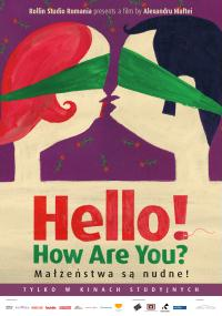 Hello! How are you? (2010) plakat