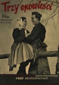 Trzy opowieści (1953) plakat