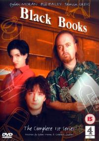 Księgarnia Black Books (2000) plakat