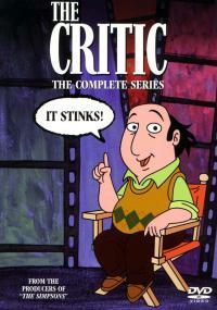 The Critic (1994) plakat