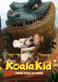 Koala Kid, nieustraszony miś (2012) plakat