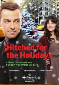 Hitched for the Holidays (2012) plakat