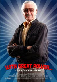 Z wielką mocą: Historia Stana Lee (2010) plakat